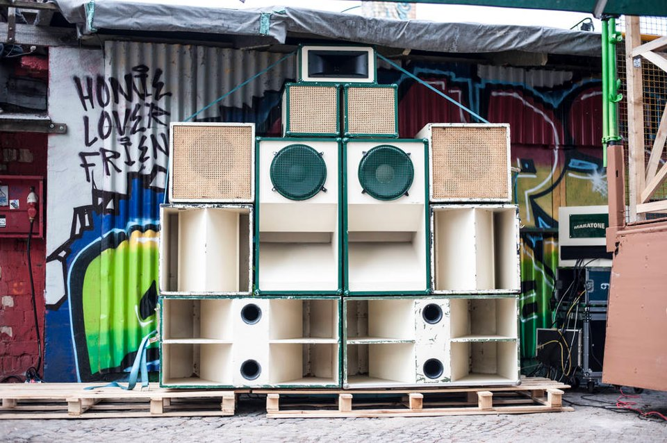 Maratone Soundsystem - full sound 2013