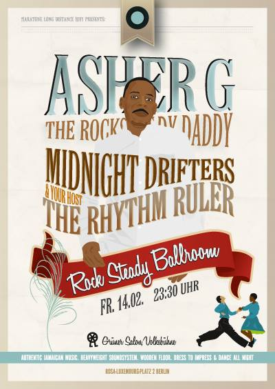 Rock Steady Ballroom Asher G