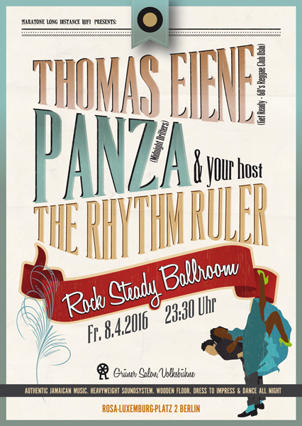 Rock Steady Ballroom Thomas Eiene
