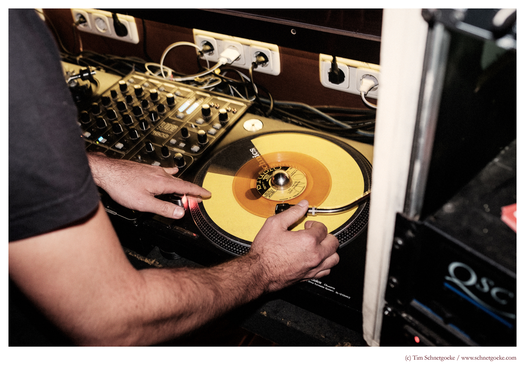 Maratone Soundsystem - Vinyl Record